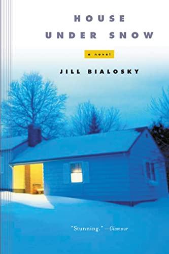House Under Snow By Jill Bialosky