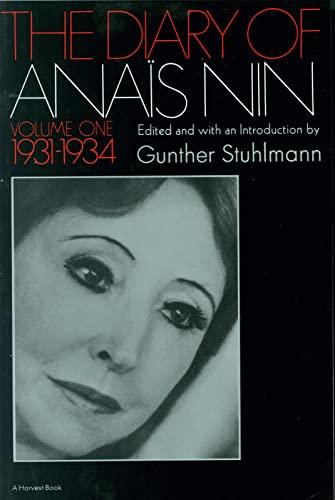 The Diary of Anais Nin 1931-1934 von Anais Nin
