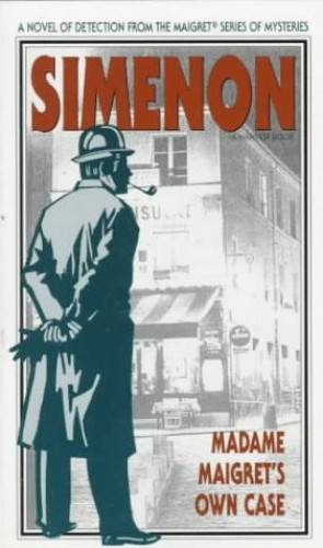 Madame Maigret's Own Case By Georges Simenon