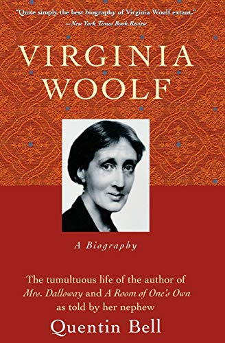 Virginia Woolf By Dr Julia Briggs