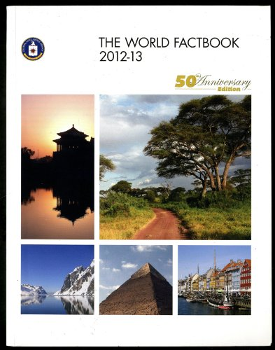 The World Factbook 2012-13 By Central Intelligence Agency
