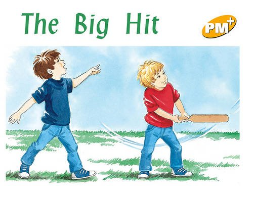 The Big Hit By Jenny Giles