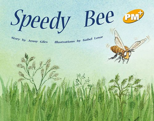 Speedy Bee By Jenny Giles