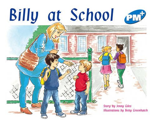 Billy at School By Jenny Giles