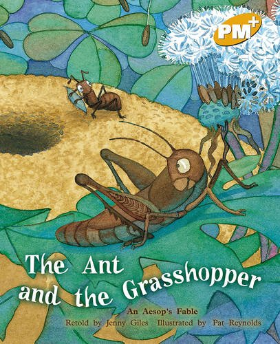 The Ant and the Grasshopper By Jenny Giles