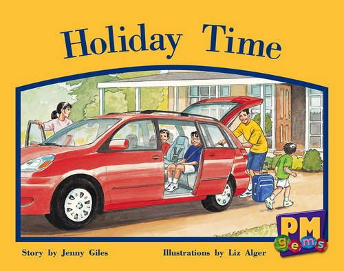Holiday Time By Jenny Giles