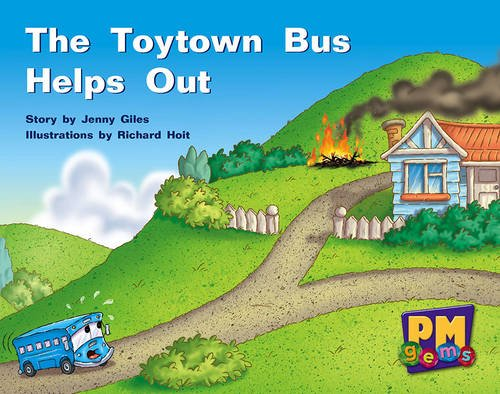 The Toytown Bus Helps Out By Jenny Giles