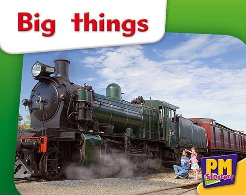 Big things By Beverley Randell