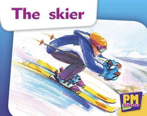 The skier By Nelson Australia