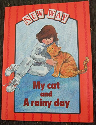 New Way - Red Platform Book My Cat and A Rainy Day