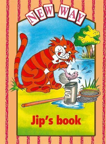 New Way Pink Level Platform Book - Jip's Book By Donna Bailey