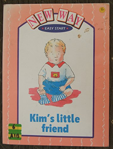 New Way Pink Level Easy Start Set B - Kim's Little Friend By Gill Munton