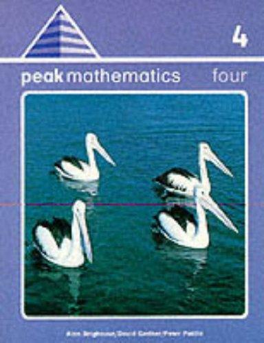 Peak Mathematics By Alan Brighouse