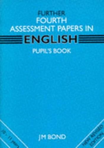 Further English By J. M. Bond