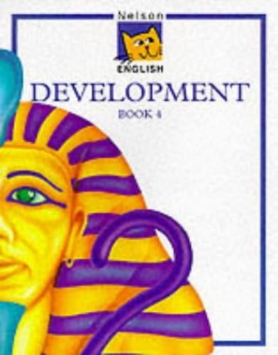 Nelson English - Development Book 4 By John Jackman