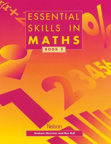 Essential Skills in Maths - Students' Book 2 By Graham Newman