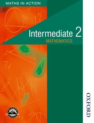 Maths in Action - Intermediate 2 Students' Book By Doug Brown
