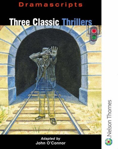 Three Classic Thrillers By John O'Connor