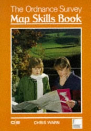 Ordnance Survey Map Skills Book By Chris Warn