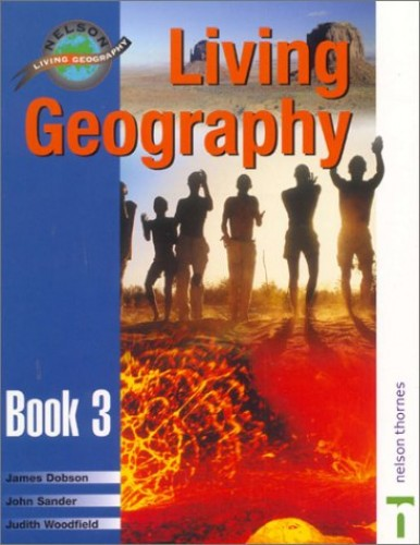 Living Geography By James Dobson