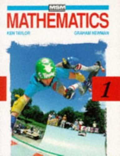 MSM Mathematics By Ron Bull