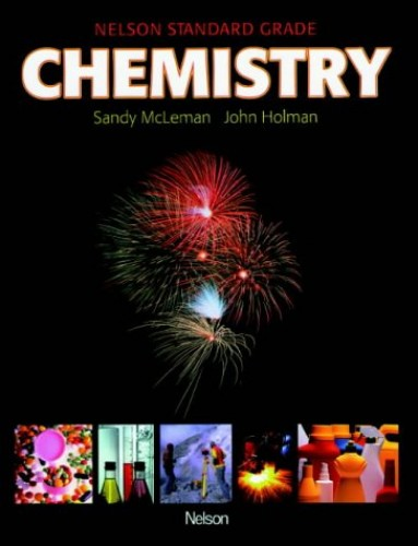Chemistry By Alexander McLeman