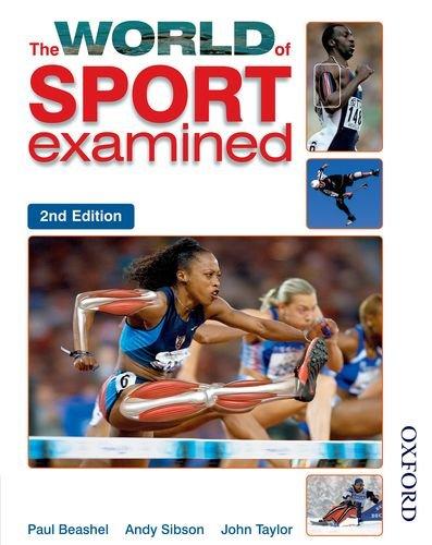 The World of Sport Examined By Paul Beashel