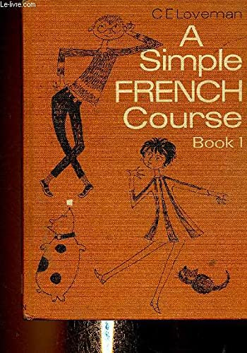 Simple French Course By Charles Edward Loveman