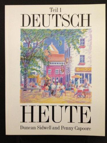 Deutsch-Heute-Bk-1-by-Capoore-Penny-0174390963-The-Cheap-Fast-Free-Post