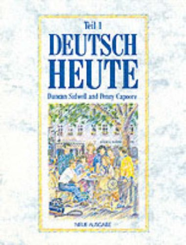 Deutsch Heute By Duncan Sidwell