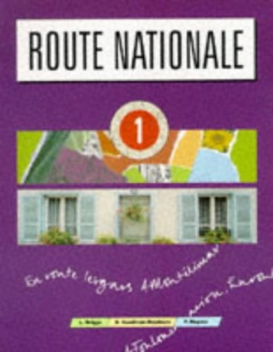 Route Nationale By Lawrence Briggs