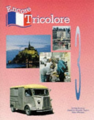 Encore Tricolore: Stage 3 By Sylvia Honnor