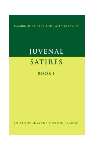 The Satires (Latin Texts Series) by Juvenal Paperback Book The Fast Free
