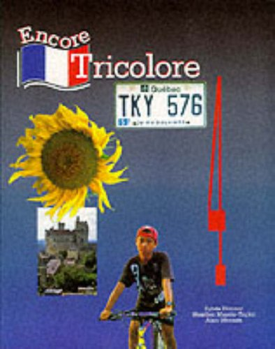 Encore Tricolore: Stage 4 By Sylvia Honnor