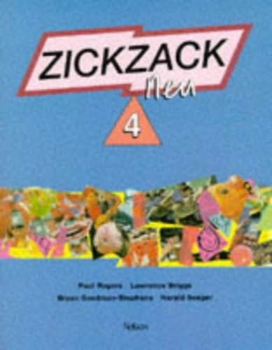 Zickzack Neu: Stage 4 by Paul Rogers
