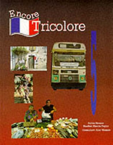 Encore Tricolore: Stage 5 by Sylvia Honnor