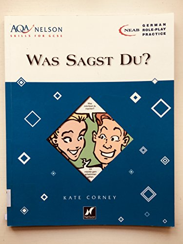 AQA Nelson Skills German By Kate Corney