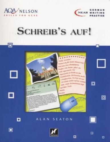 AQA Nelson Skills German By Alan Seaton