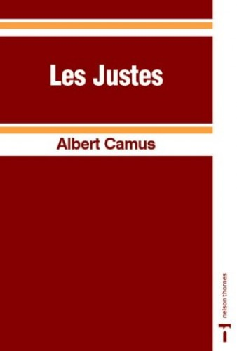 Justes, Les By Albert Camus