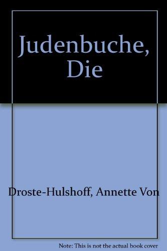 Judenbuche, Die By Annette Von Droste-Hulshoff