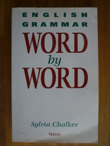 English Grammar Word by Word By Sylvia Chalker