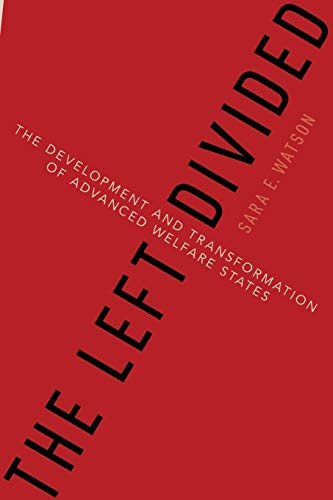 The Left Divided By Sara Watson (Assistant Professor of Political Science, Ohio State University)