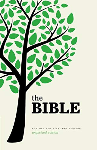 New Revised Standard Version Bible By Oxford University Press