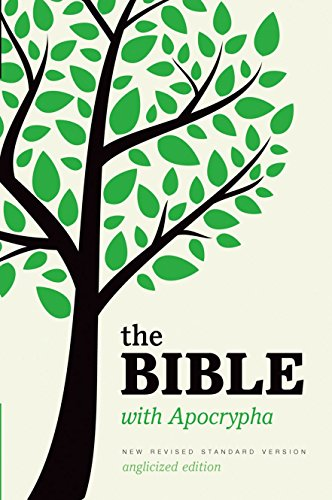 New Revised Standard Version Bible: With Apocrypha By Oxford University Press