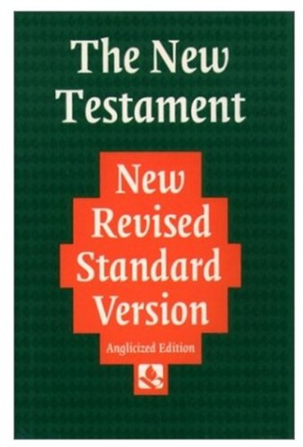 The New Revised Standard Version Bible By Oxford University Press