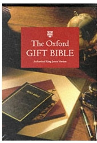 The Oxford Gift Bible