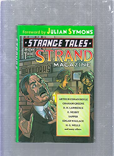 "Strange Tales from ""The Strand"" By Edited by Jack Adrian"