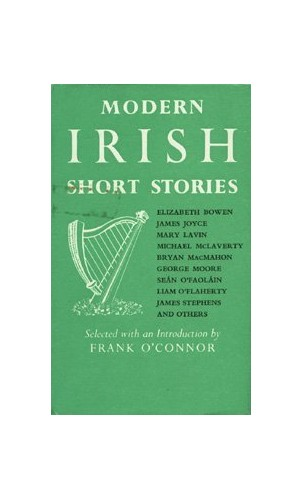 Modern Irish Short Stories By Edited by Frank O'Connor