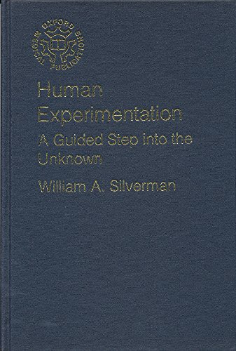 Human Experimentation By William Silverman