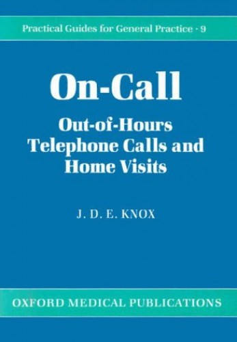 On-call By James David Edgar Knox